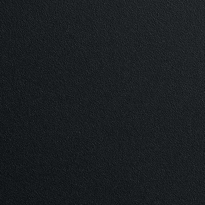 Pulverbeschichtet schwarz