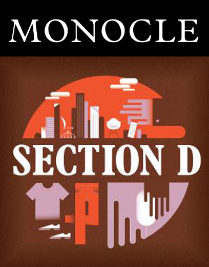 Monocle Section D - Designpodcast